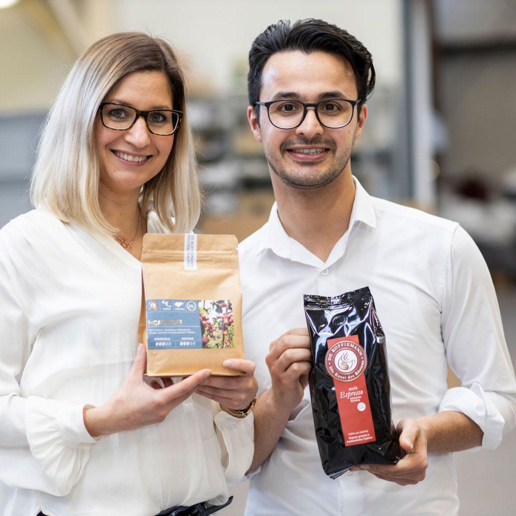 Cornelia Dotschat & Heradin Bayrak